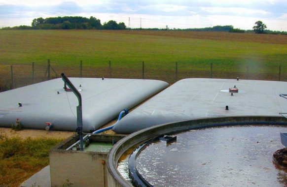2×150 m3 – Effluents industriels