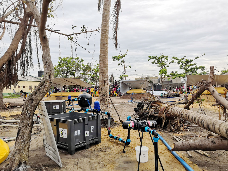 Aquassistance-Mozambique-cyclone-Beira-2019