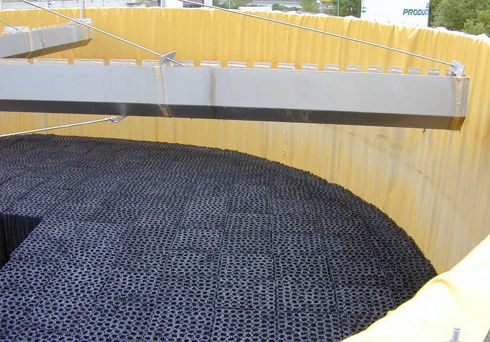 Tank sealing/Liner - Labaronne Citaf - Cuve Beton