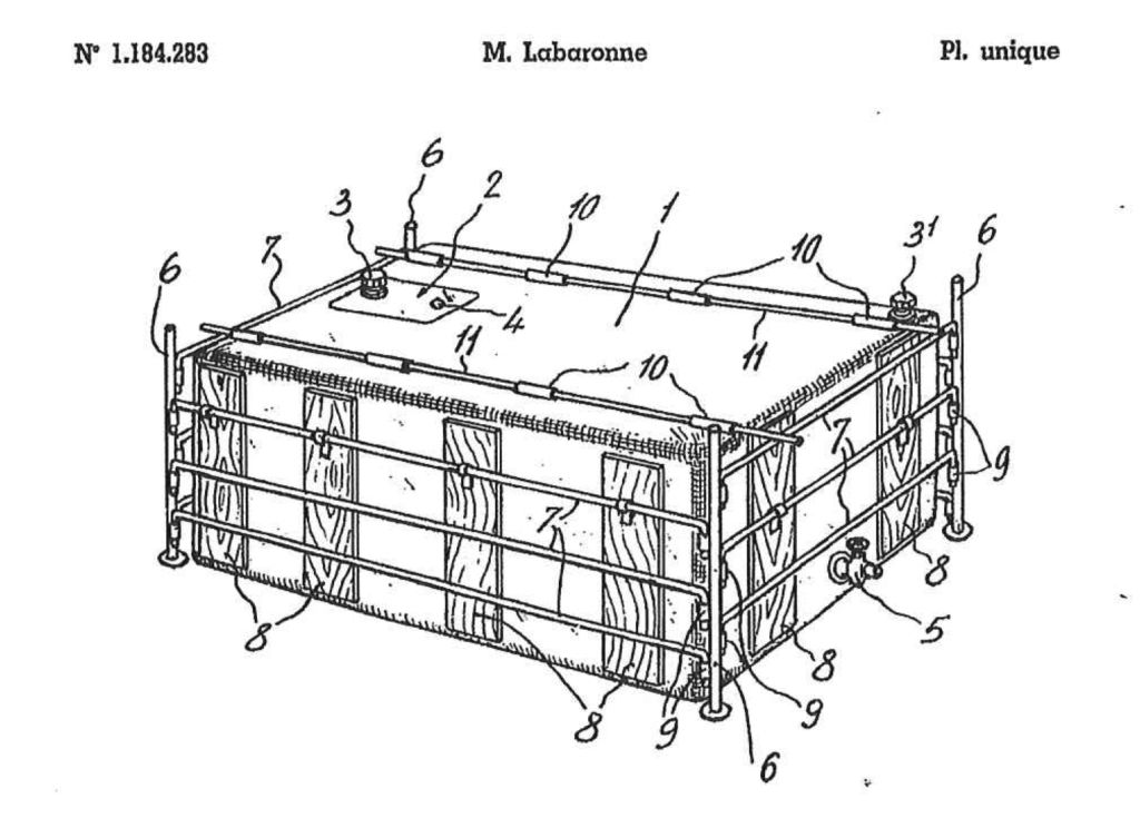 2nd patent of invention