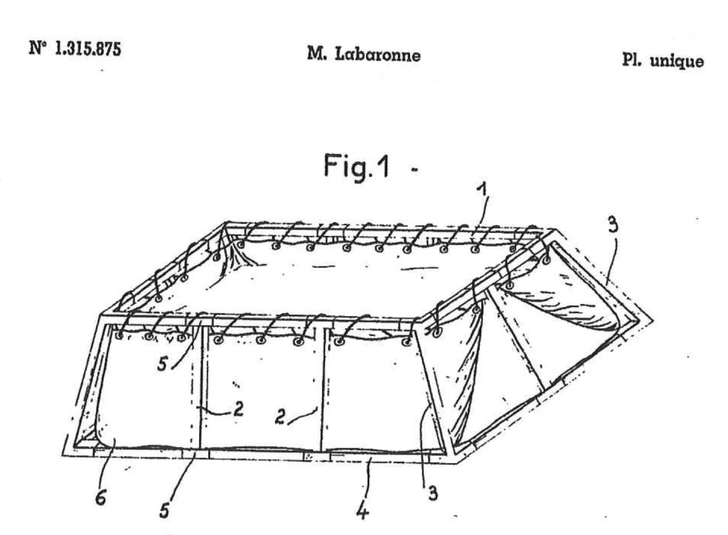 3rd patent of invention